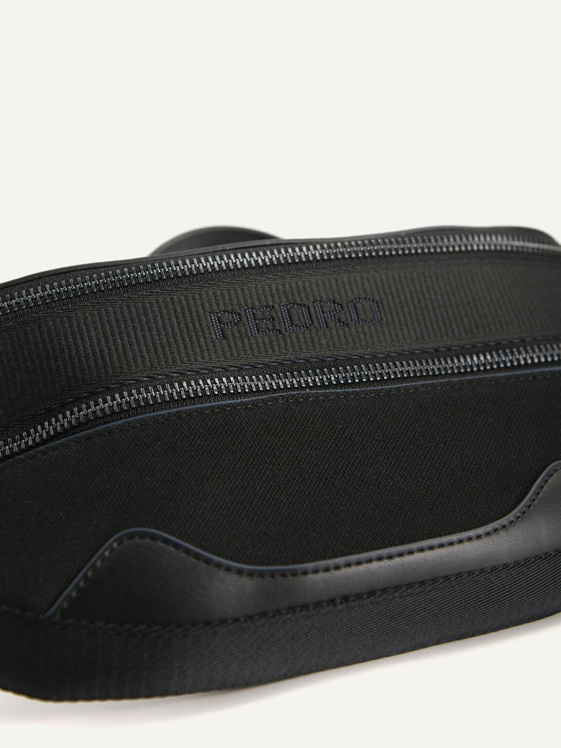 rePEDRO Belt Bag, Black, hi-res