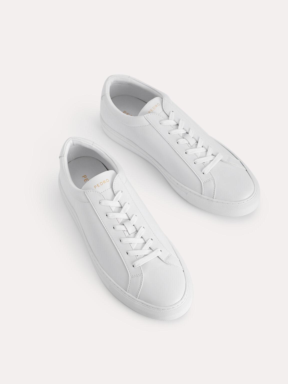 Atlas休閒球鞋, 白色, hi-res