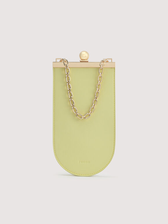 Mini Bucket Bag, Light Green, hi-res