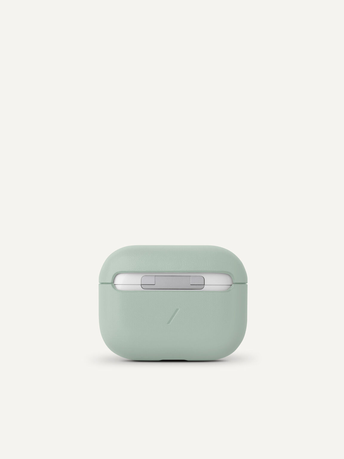 Leather Airpods Pro, Sage, hi-res