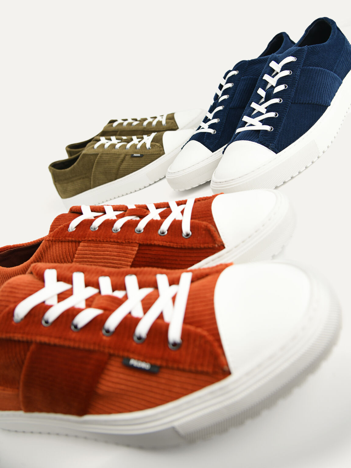Atlas Sneakers, Cognac, hi-res