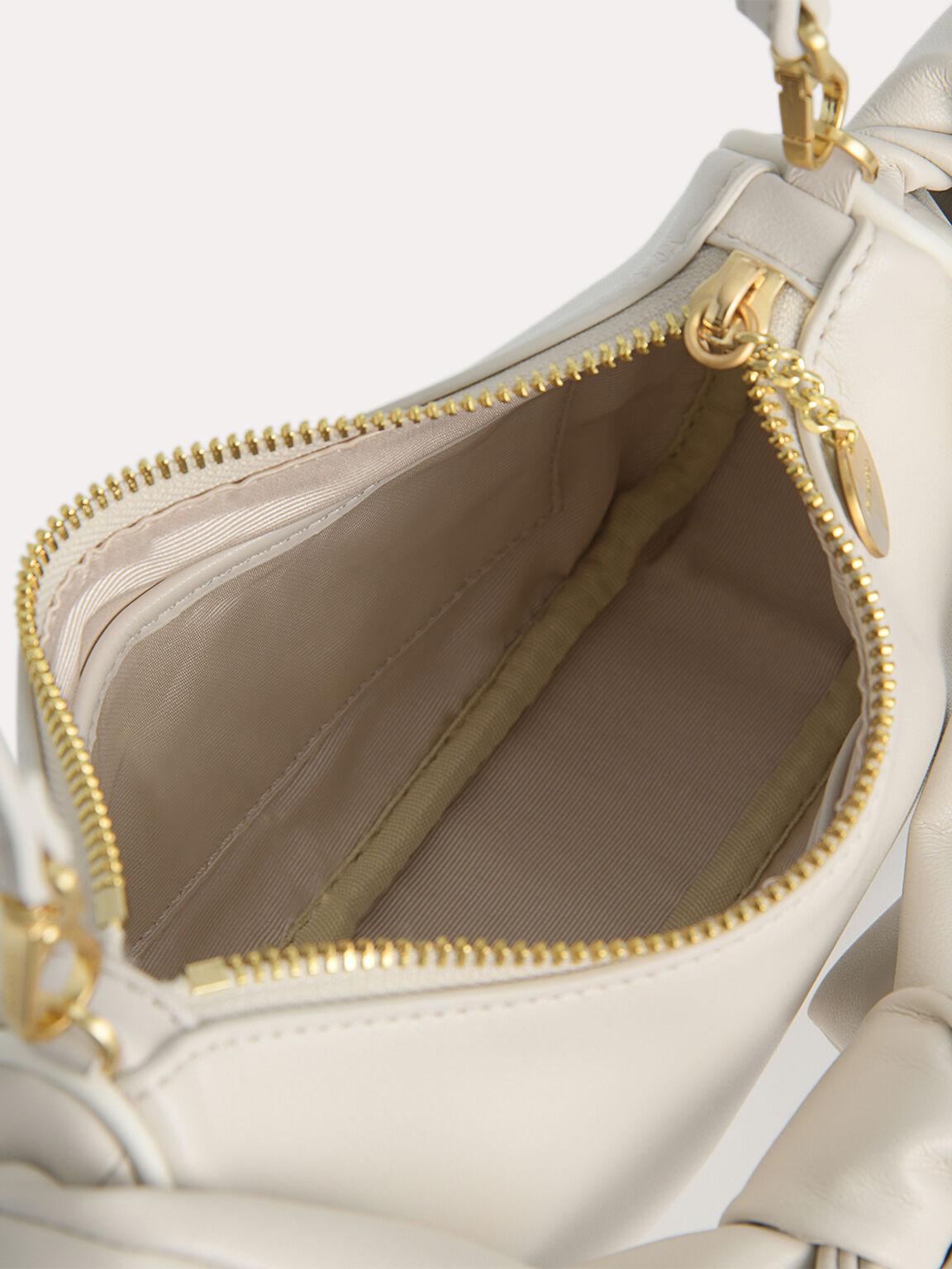 Loop Shoulder Bag, Chalk, hi-res
