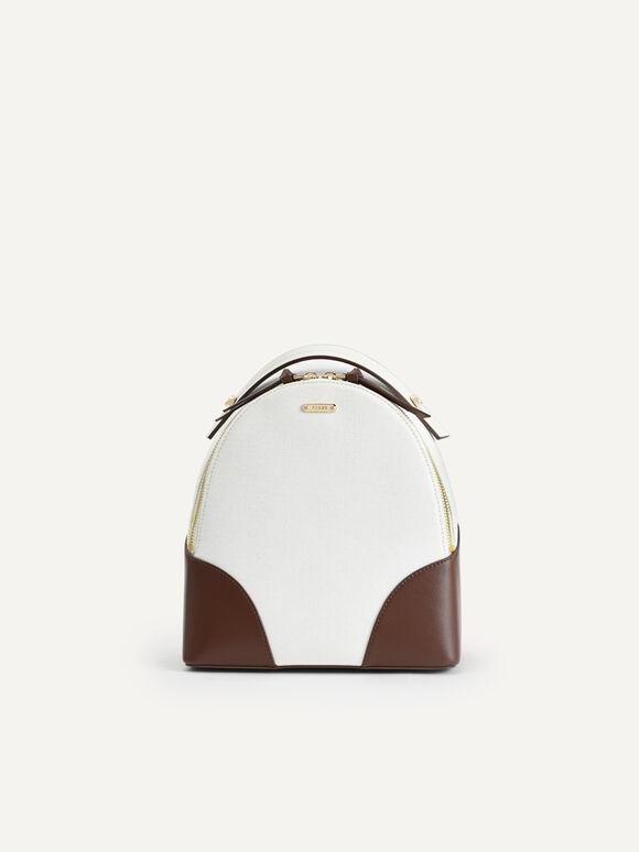Curved Backpack, Multi, hi-res