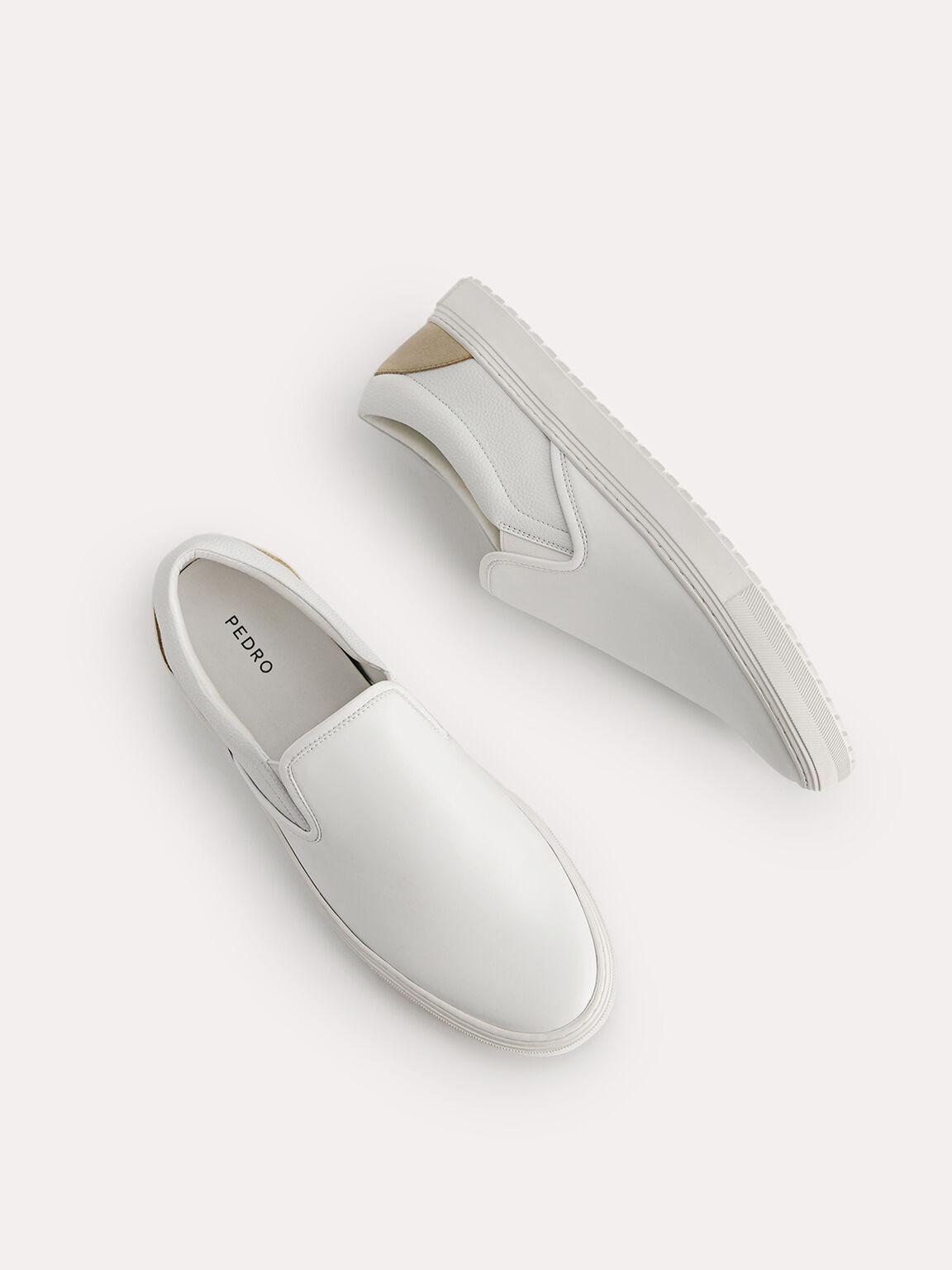 一腳蹬訓練鞋, 白色, hi-res