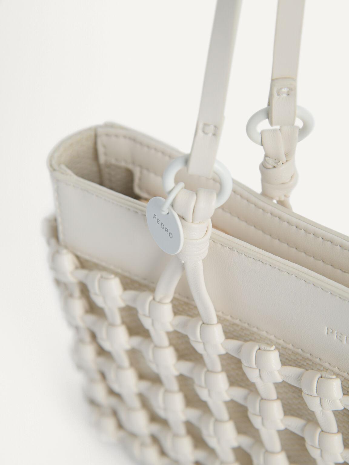 Marina Tote Bag, White, hi-res