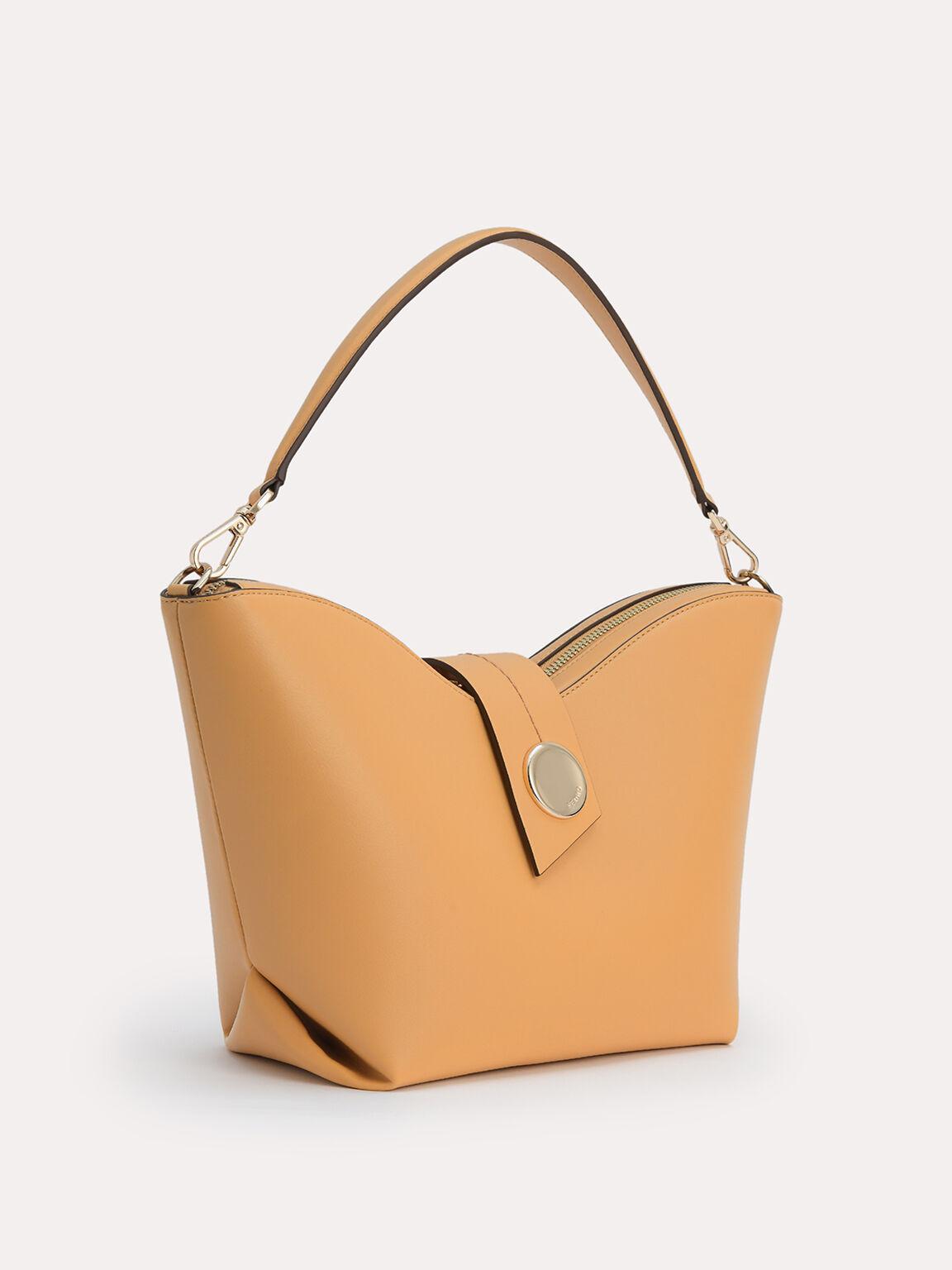Brunch Hobo Bag, Yellow, hi-res