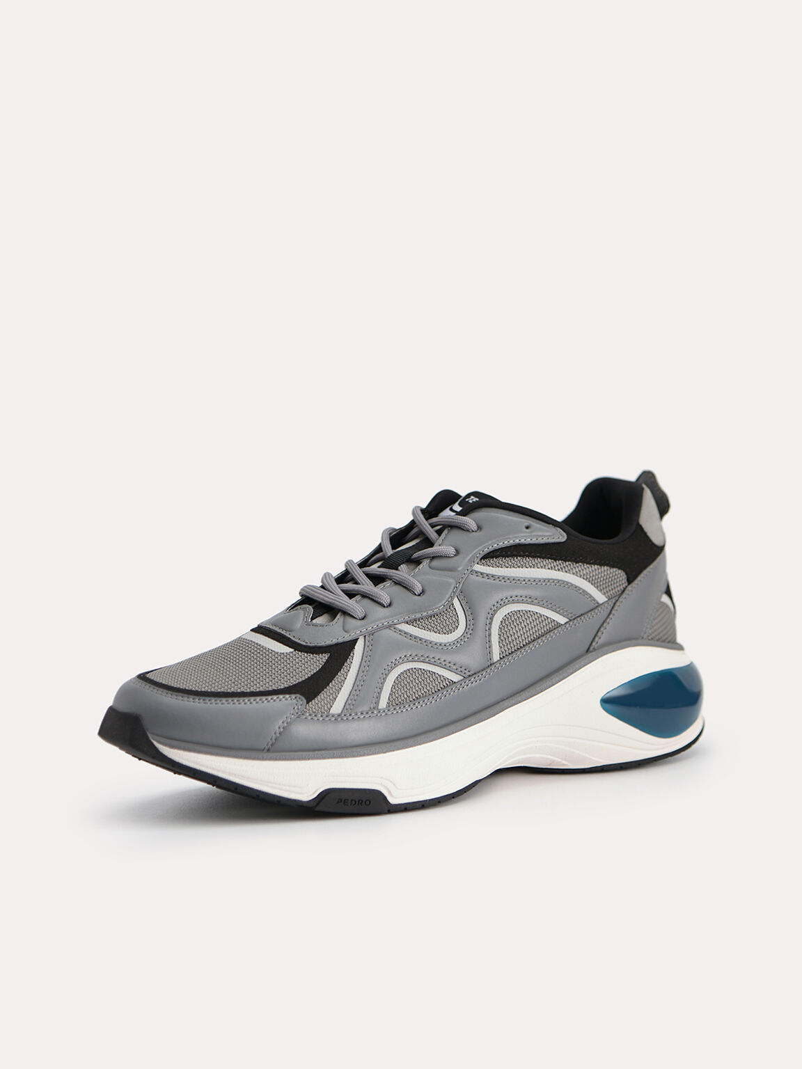 Tectonic Sneakers, Grey, hi-res
