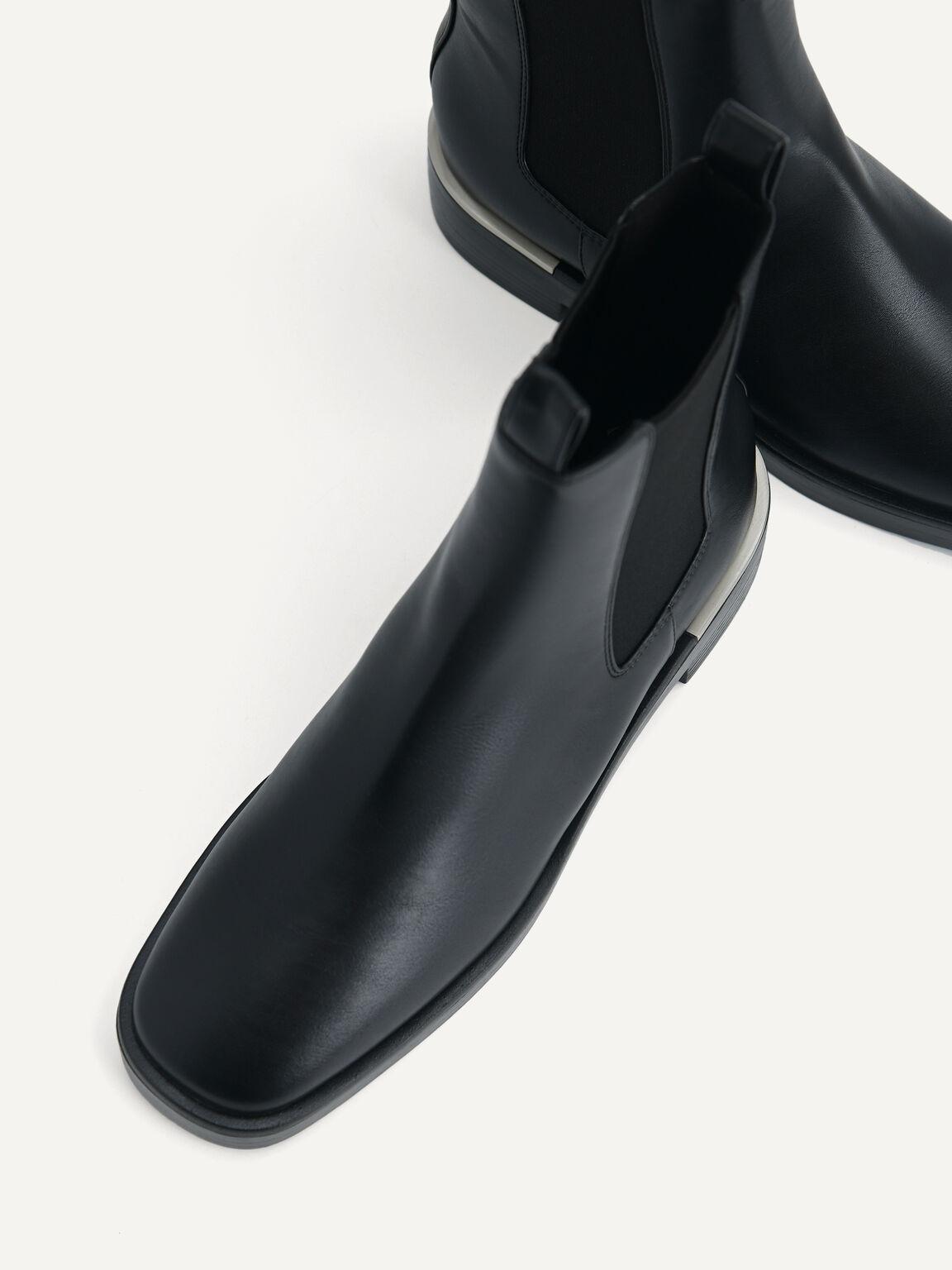 Chelsea Boots, Black, hi-res