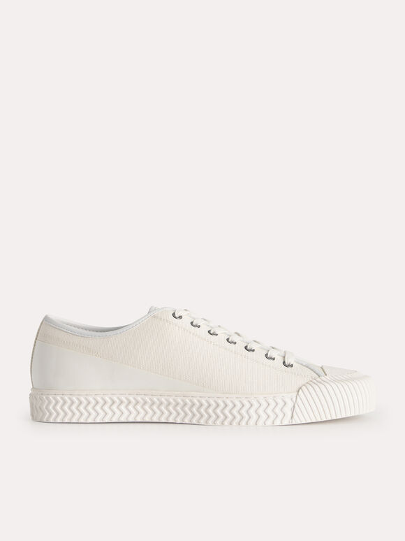 rePEDRO Lace-up Sneaker, Chalk, hi-res