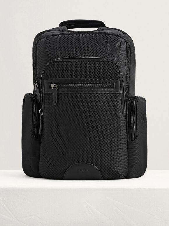 Utility Backpack, Black, hi-res
