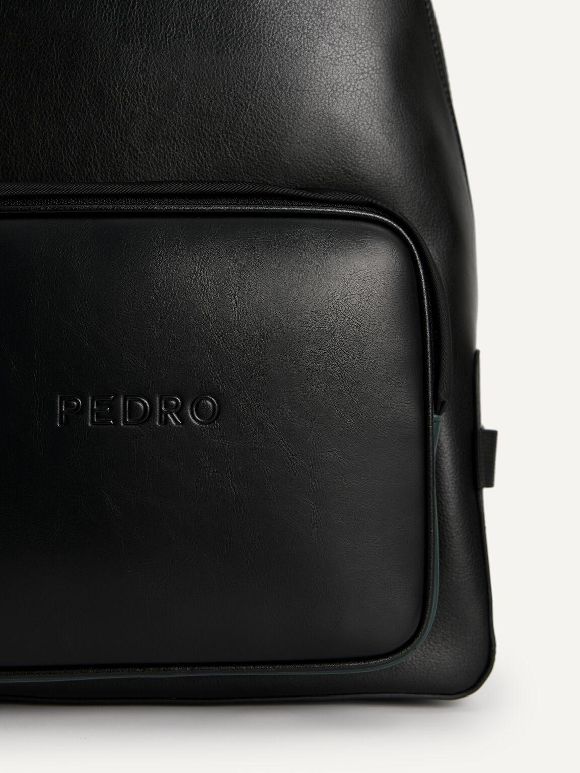 Casual Backpack, Black, hi-res