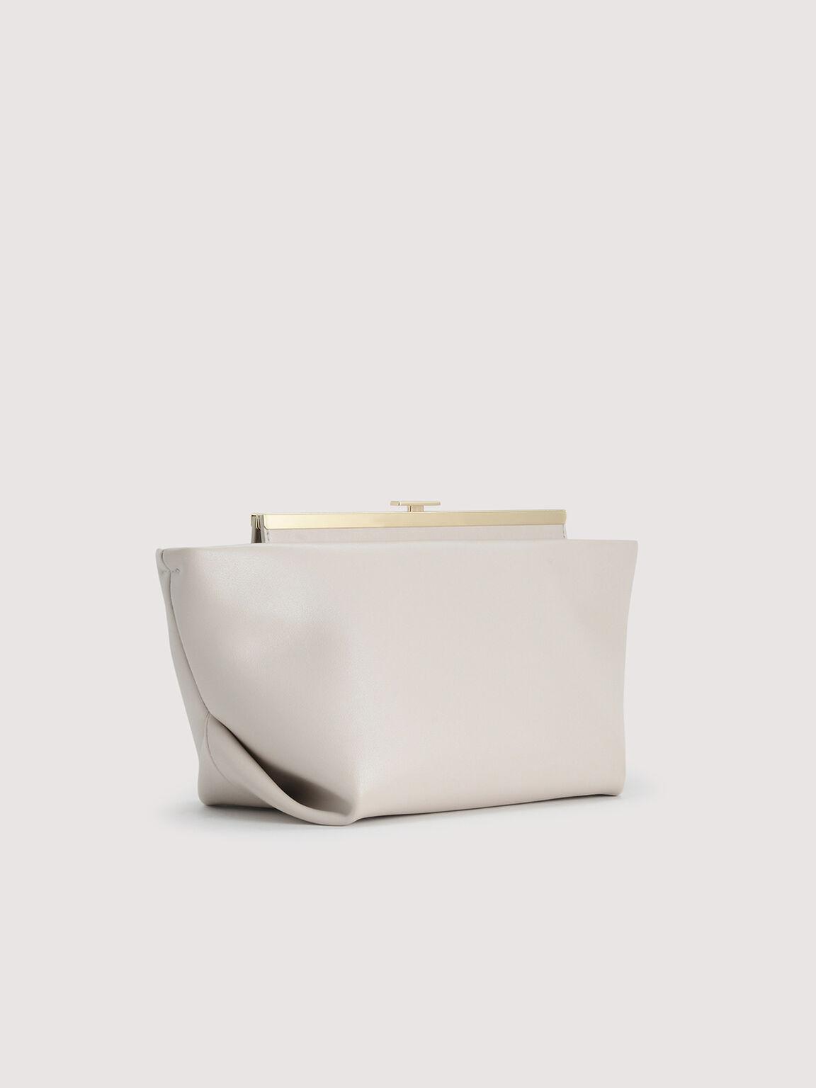 Origami Clutch, Cream, hi-res