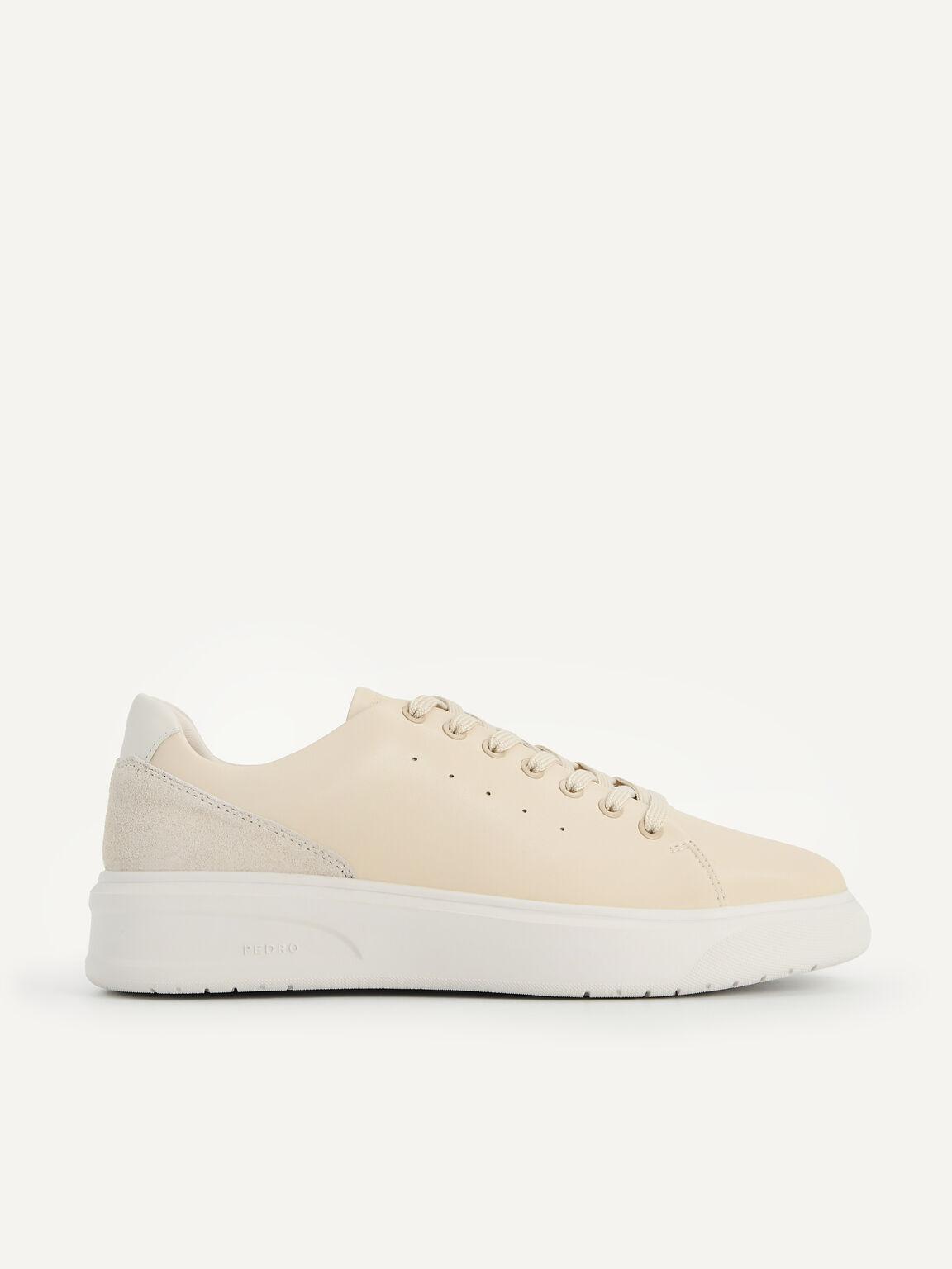 Dayflux Court Sneakers, Beige, hi-res