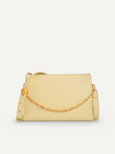 San Shoulder Bag, Light Yellow, hi-res