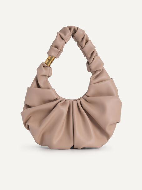 Venus Hobo Bag, Nude, hi-res