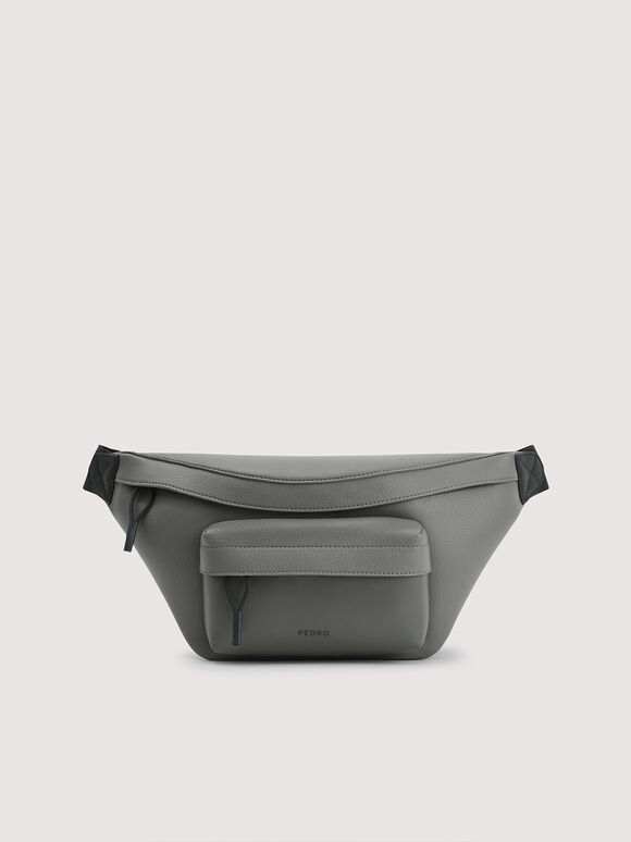 Sling Pouch, Grey, hi-res