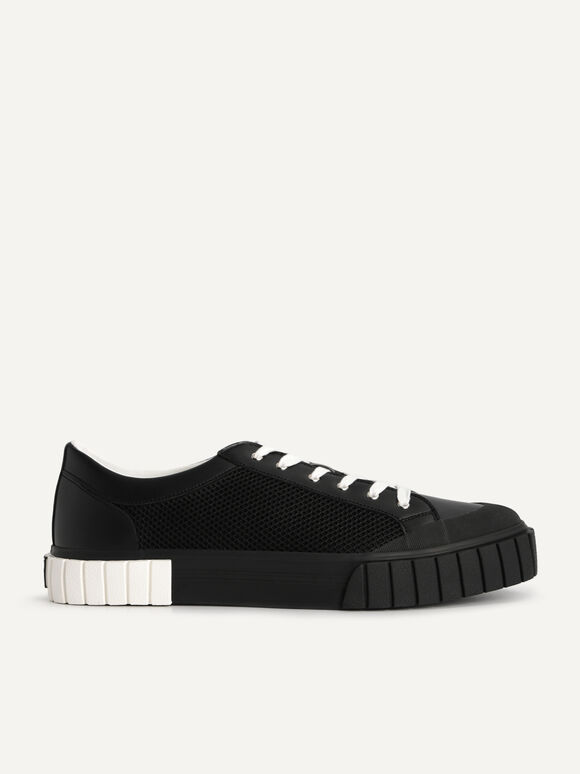 Beat Sneakers, Black, hi-res