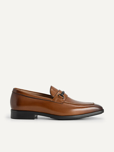 Altitude Leather Loafers, Camel, hi-res