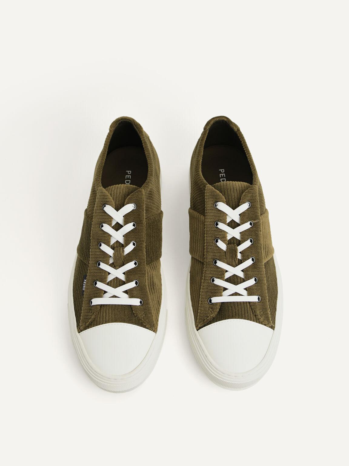 Atlas Sneakers, Olive, hi-res