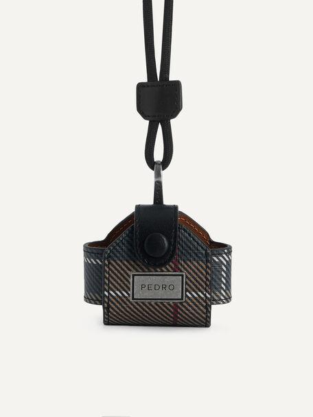 Leather Airpods Case, Multi, hi-res