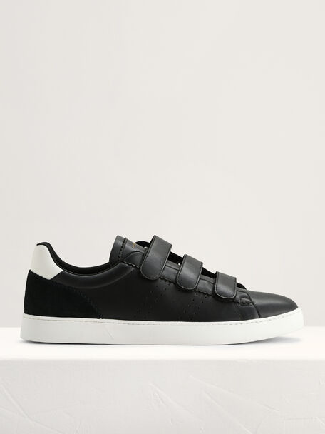 Velcro Sneakers, Black, hi-res