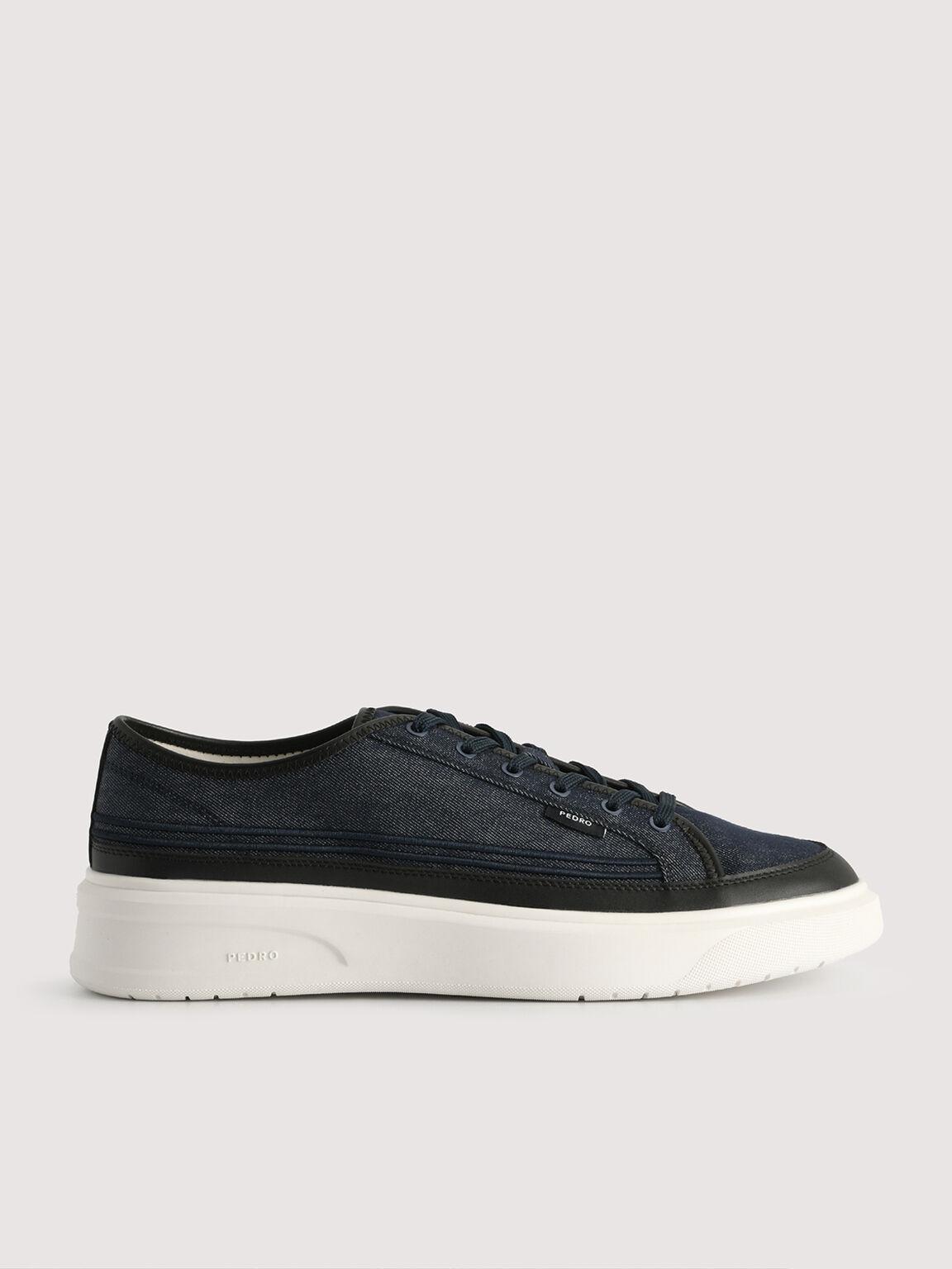 環保運動球鞋, 海军蓝色, hi-res