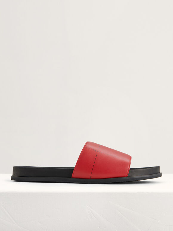 Sliders in Two-Tone, Red, hi-res