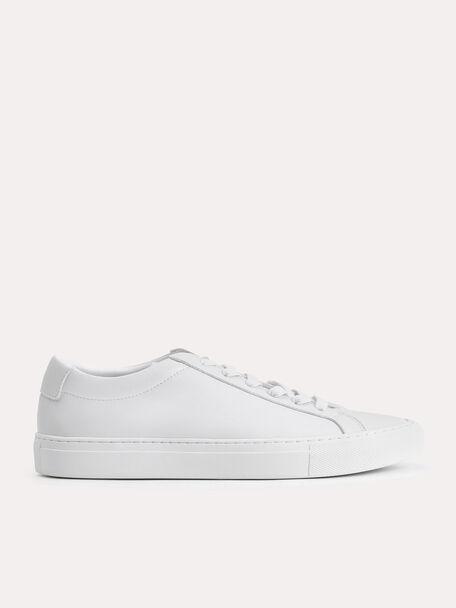 Atlas Court Sneakers, White, hi-res