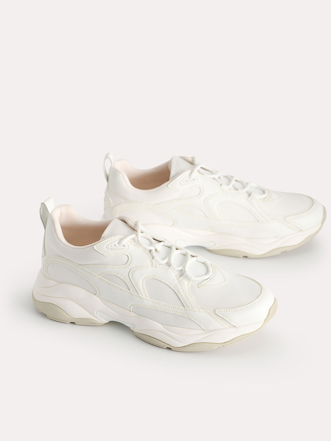 Magma Sneakers, White, hi-res