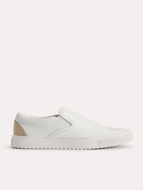Slip-On Trainers, White, hi-res