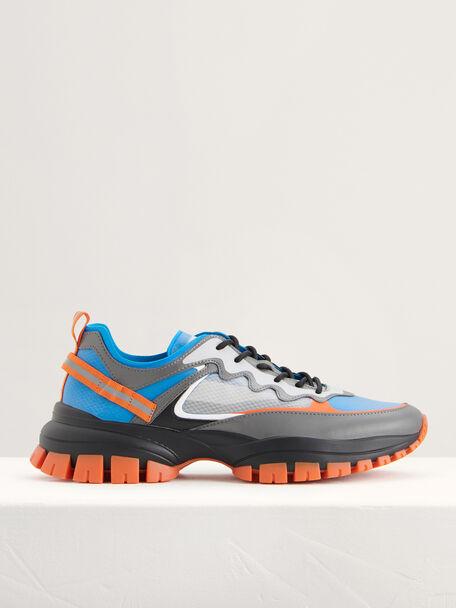 Chunky Mesh Sneakers, Multi2, hi-res