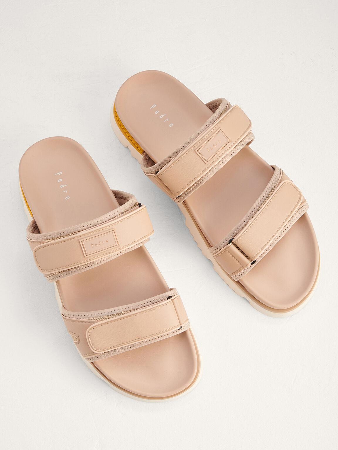 Velcro Slides, Sand, hi-res