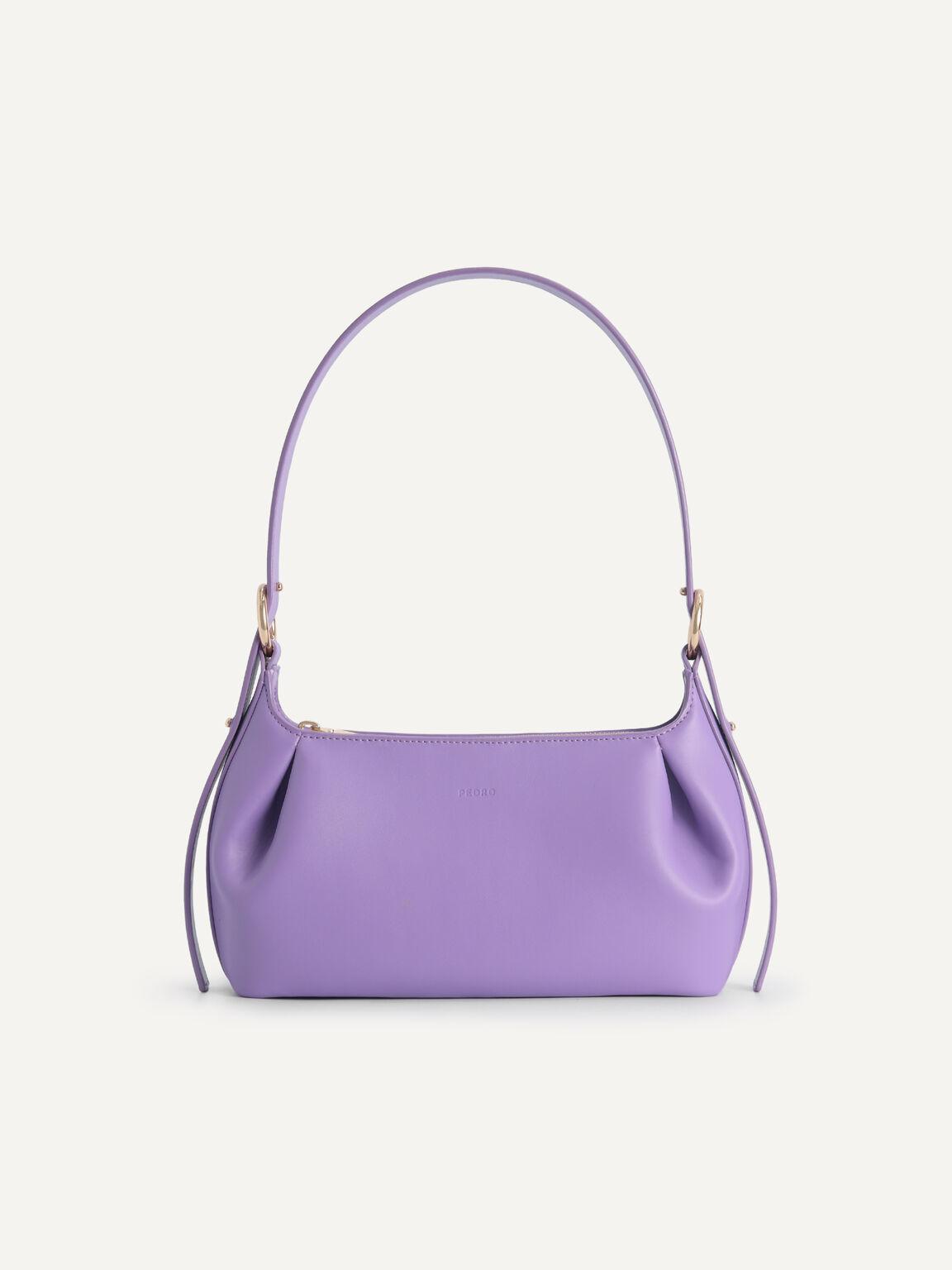 Hobo Top Handle Bag, Mauve, hi-res