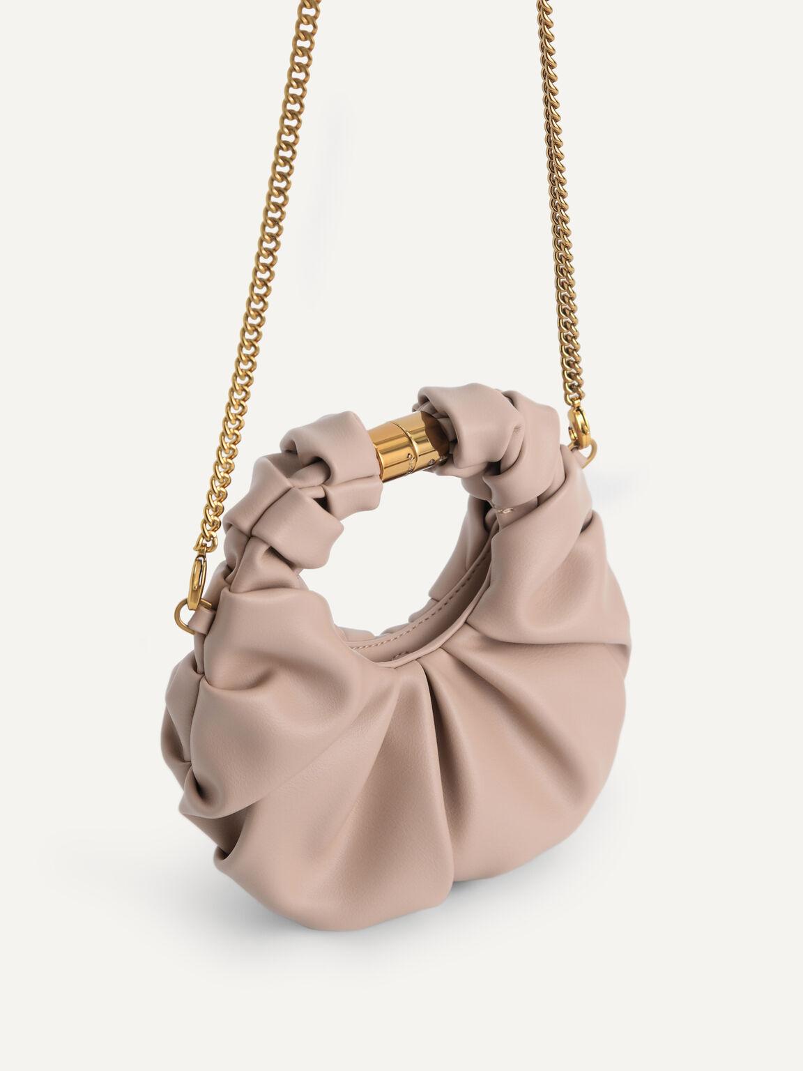 Mini Venus Hobo Bag, Nude, hi-res