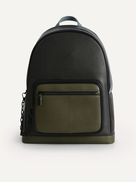Structured Chain Backpack, Multi, hi-res