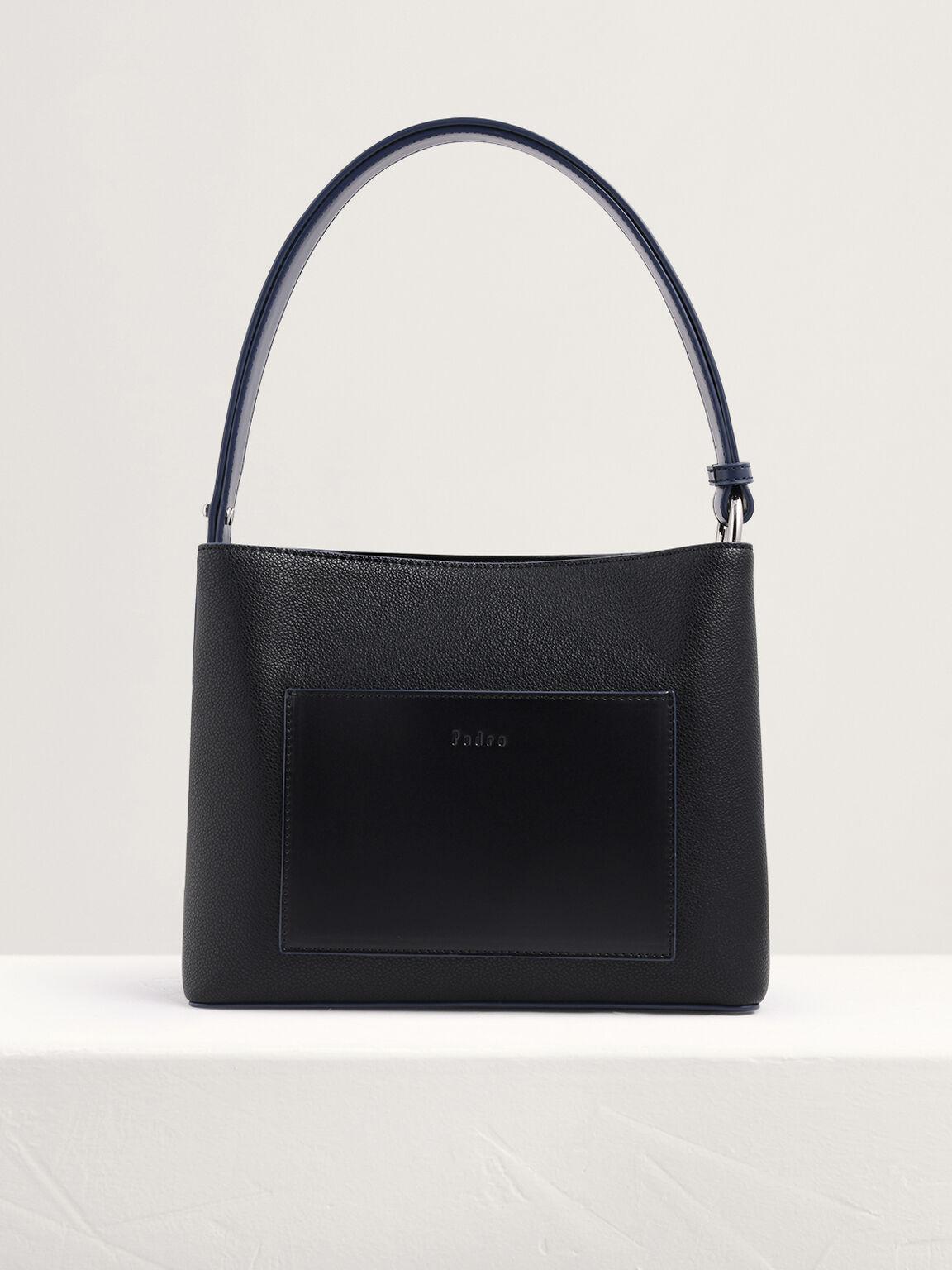 Duo-Carry Top Handle Bag, Black, hi-res